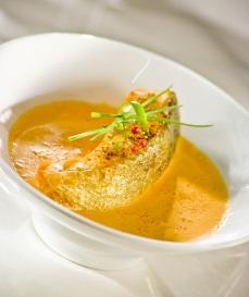 recette saumon sauce orange carotte et citron confit au. Black Bedroom Furniture Sets. Home Design Ideas
